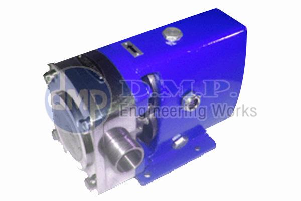 rotary lobe pump manufacturers in India