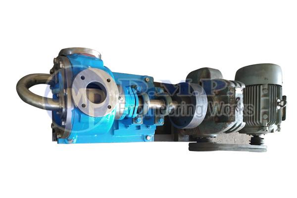 Eccentric gear rotor oil pump suppliers