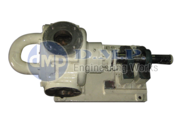 Eccentric Rotor Gear Pump