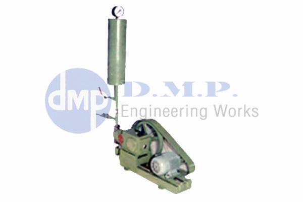 hydro test pump manufacturers in india