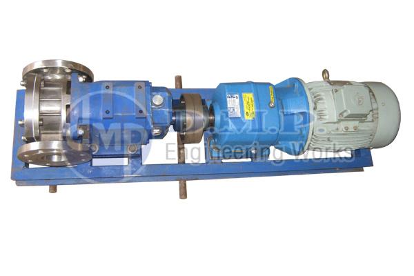 lobe pump manufacturers ahmedabad
